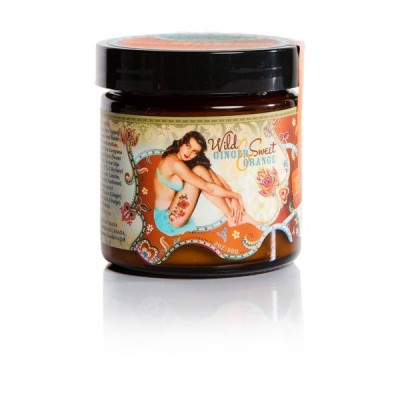 Wild Ginger & Sweet Orange - Instant Hand Repair - Barefoot Venus