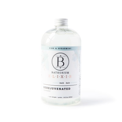BeRejuvenated Bubble Elixir - Bathorium 500ml