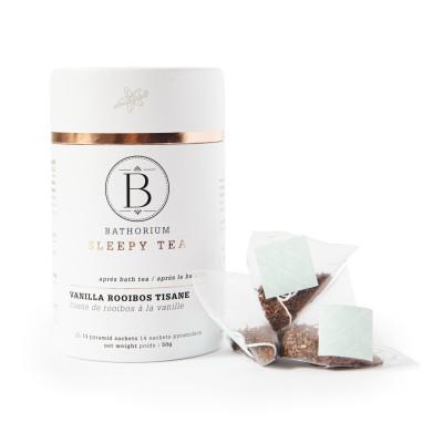Après Bath- Sleepy Time Pyramid Bagged Tea - Bathorium