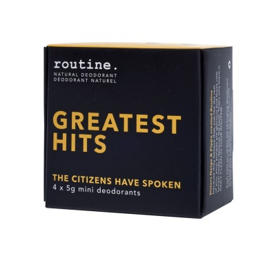 Minis Kit  - GREATEST HITS - Routine.