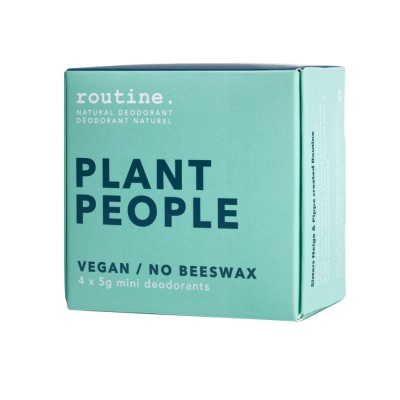 Minis Kit - PLANT PEOPLE- Routine.