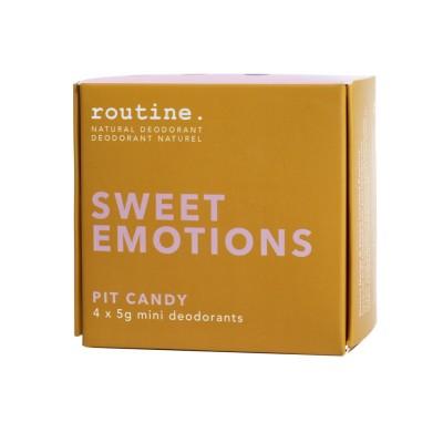 Minis Kit - SWEET EMOTIONS- Routine.