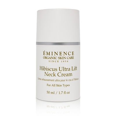 Hibiscus Ultra Lift Neck Cream -  Éminence