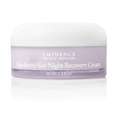Blueberry Soy Night Recovery Cream - Eminence