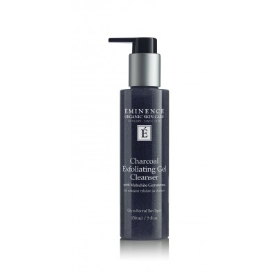 Charcoal Exfoliating Gel Cleanser - GEMSTONE COLLECTION  - Eminence