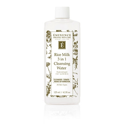 Rice Milk 3 in 1 Cleansing Water - Eminence