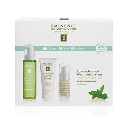 Acne Advanced 3-Step Treatment System - Eminence