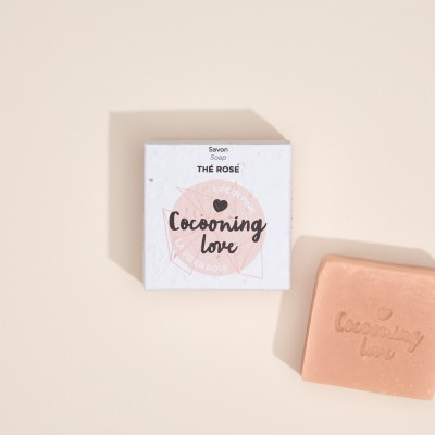 Hand & Body Soap – Pink Tea- Cocooning Love