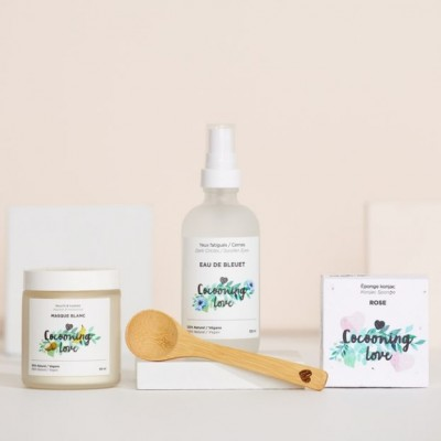 Kit for Normal to Dry Skin  - Cocooning LOVE