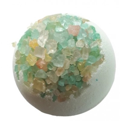 Jeweled Bath Bombs - EUCALYPTUS - Eat Me Alive