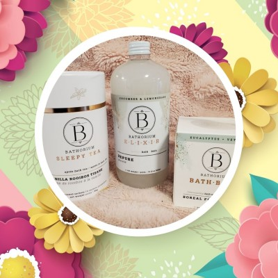 GIFT BOX -  Bathorium -  Mother's Day