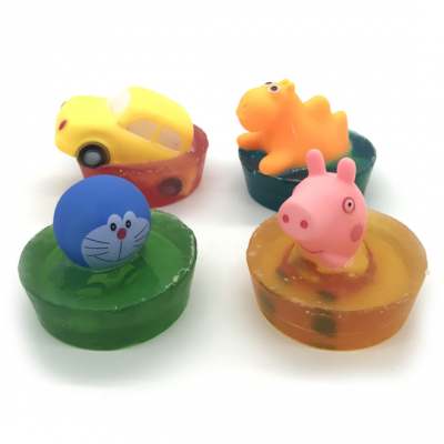 Animalz Soap - 4 PACK- Happy Hippo